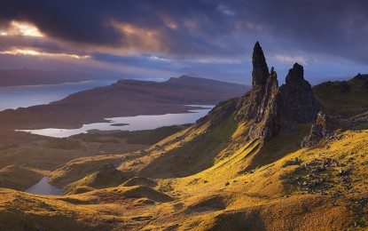 Iain MacDonald:  The Old Man of Storr (Slow Air)