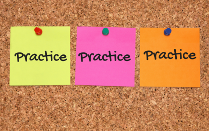 How many hours a day should you practice?