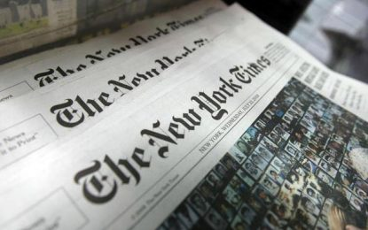 BagpipeLessons.com featured on the front page of the New York Times!