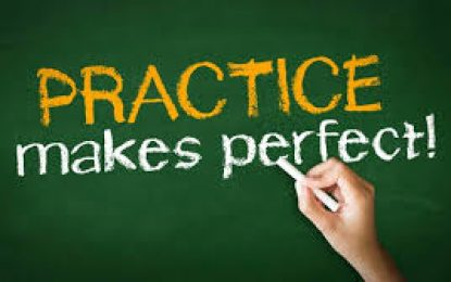 Getting the most out of your practice