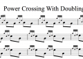 New Exercise: Power Crossings with Doublings from All Notes