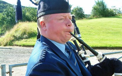 SFU Pipe Band:  Live in Concert