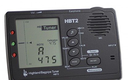 Bagpipe Tuner Discount