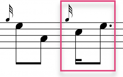 Why do most pipers struggle with this rhythmic pattern?